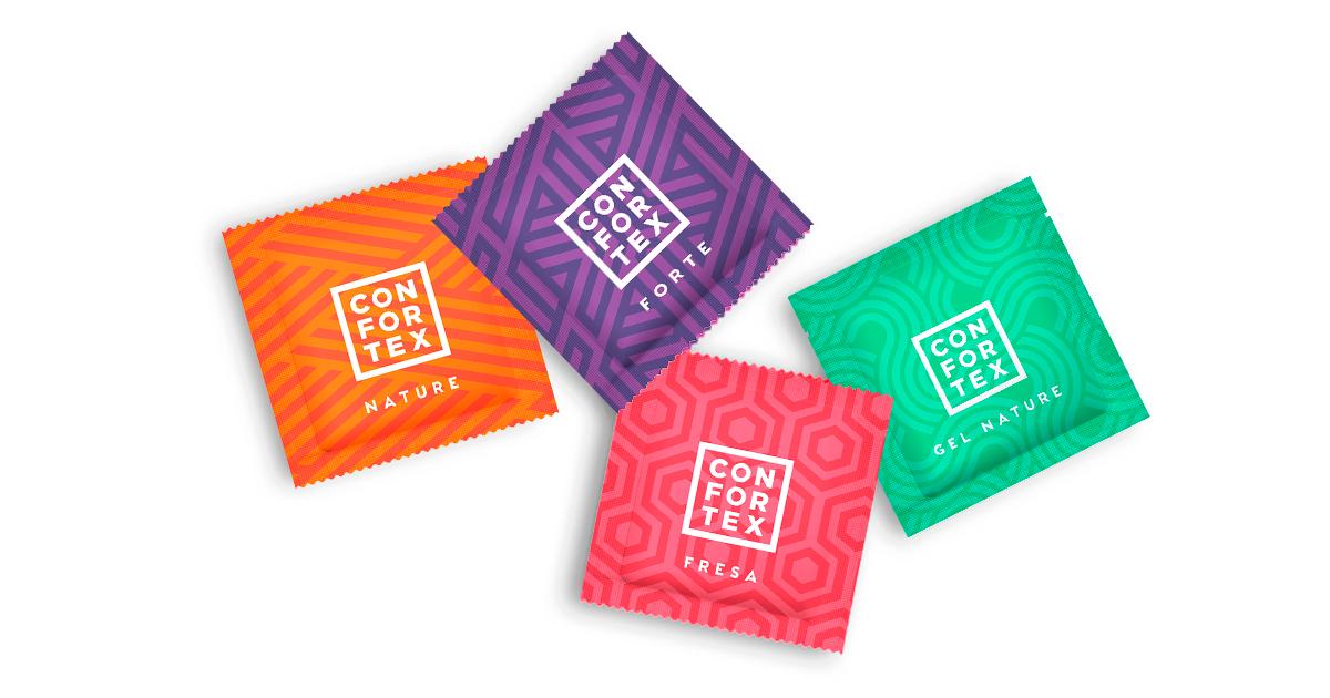 marca confortex condones