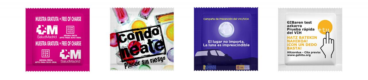 condones personalizados